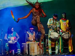 Ballet Jammu en concierto | Lavapiés Diverso 2015