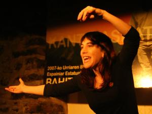 Cristina Mirinda | Lavapiés Diverso 2015