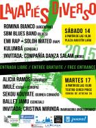 Lavapiés Diverso 2015 | Cartel conciertos | Web