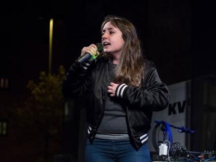 Lavapiés Diverso 2015   Concierto Plaza de Agustín Lara   14/11/2015   Emi Rap   1   Foto Paula Díaz/PqHdM