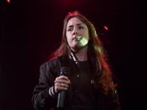 Lavapiés Diverso 2015 | Concierto Plaza de Agustín Lara | 14/11/2015 | Emi Rap | 2 | Foto Paula Díaz/PqHdM