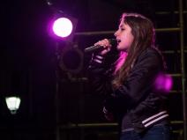 Lavapiés Diverso 2015 | Concierto Plaza de Agustín Lara | 14/11/2015 | Emi Rap | 4 | Foto Paula Díaz/PqHdM