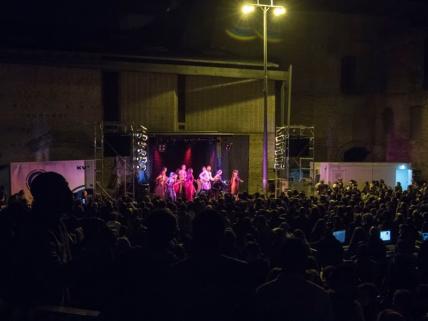 Lavapiés Diverso 2015 | Concierto Plaza de Agustín Lara | 14/11/2015 | Público | 3 | Foto Paula Díaz/PqHdM