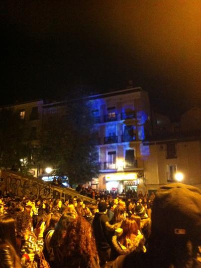 Lavapiés Diverso 2015 | Concierto Plaza de Agustín Lara | 14/11/2015 | Público | 4 | Foto Paula Díaz/PqHdM