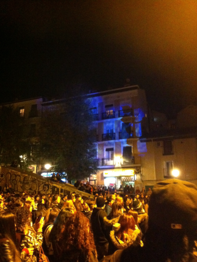 Lavapiés Diverso 2015   Concierto Plaza de Agustín Lara   14/11/2015   Público   4   Foto Paula Díaz/PqHdM
