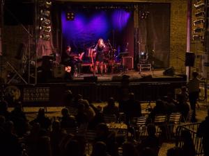 Lavapiés Diverso 2015 | Concierto Plaza de Agustín Lara | 14/11/2015 | Romina Bianco | 1 | Foto Paula Díaz/PqHdM