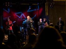 Lavapiés Diverso 2015 | Concierto Plaza de Agustín Lara | 14/11/2015 | SBM Blues Band | 1 | Foto Paula Díaz/PqHdM