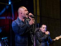 Lavapiés Diverso 2015   Concierto Plaza de Agustín Lara   14/11/2015   SBM Blues Band   2   Foto Paula Díaz/PqHdM