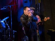 Lavapiés Diverso 2015 | Concierto Plaza de Agustín Lara | 14/11/2015 | SBM Blues Band | 5 | Foto Paula Díaz/PqHdM