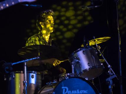 Lavapiés Diverso 2015   Concierto Plaza de Agustín Lara   14/11/2015   SBM Blues Band   7   Foto Paula Díaz/PqHdM
