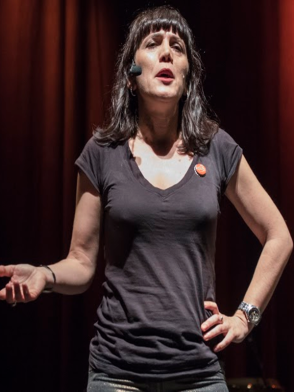 Lavapiés Diverso 2015 | Concierto Teatro Circo Price | 17/11/2015 | Cristina Mirinda | 2 | Foto Paula Díaz/PqHdM
