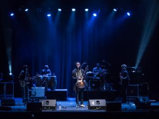 Lavapiés Diverso 2015 | Concierto Teatro Circo Price | 17/11/2015 | Sekou Kouyate | 5 | Foto Paula Díaz/PqHdM
