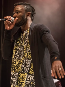 Lavapiés Diverso 2015 | Concierto Teatro Circo Price | 17/11/2015 | Sekou Kouyate | 6 | Foto Paula Díaz/PqHdM
