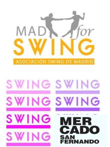 Lavapiés Diverso 2015 | Domingo de Swing | Mercado de San Fernando | 29/11/2015 | Lavapiés - Madrid