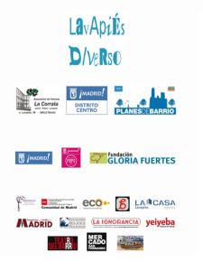 Lavapiés Diverso 2015 | Entidades Colaboradoras
