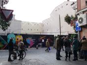 Lavapiés Diverso 2015 | 'Muro Abierto' | Jam de graffiti y arte urbano | 22/11/2015 | 15 | Foto Yolanda Pérez