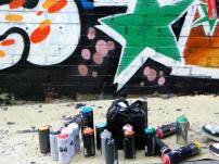 Lavapiés Diverso 2015   'Muro Abierto'   Jam de graffiti y arte urbano   22/11/2015   23   Foto Yolanda Pérez
