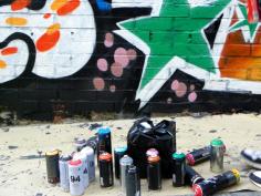 Lavapiés Diverso 2015 | 'Muro Abierto' | Jam de graffiti y arte urbano | 22/11/2015 | 23 | Foto Yolanda Pérez