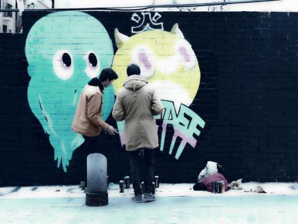 Lavapiés Diverso 2015   'Muro Abierto'   Jam de graffiti y arte urbano   22/11/2015   7   Foto Yolanda Pérez