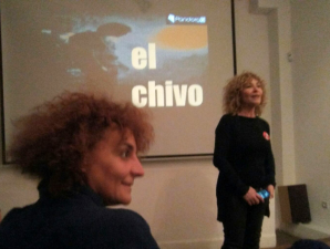 Lavapiés Diverso 2015 | Proyección especial del documental 'El chivo' | Espacio B | Lavapiés - Madrid | 22/11/2015 | 2