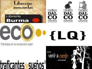 Lavapiés Diverso 2015 | Semana del Libro de Lavapiés | Del 23 al 29 de noviembre de 2015 | Librerías participantes | Lavapiés - Madrid