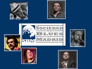 Lavapiés Diverso 2015 | Sociedad de Blues de Madrid | Lavapiés - Madrid