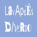 Lavapiés Diverso | Logo azul