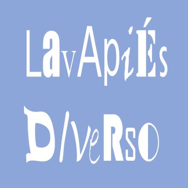 Lavapiés Diverso   Logo azul