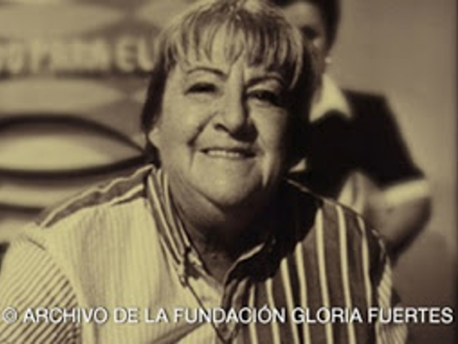 Centenario Gloria Fuertes | 1917-1998 | #gloriafuertes100 | El balcón de Gloria Fuertes | 02/02/2017