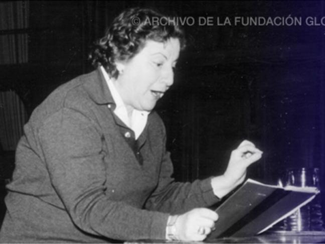 Centenario Gloria Fuertes | 1917-1998 | #gloriafuertes100 | El balcón de Gloria Fuertes | 03/02/2017