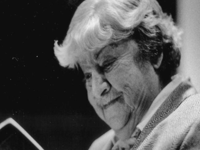 Centenario Gloria Fuertes | 1917-1998 | #gloriafuertes100 | El balcón de Gloria Fuertes | 21/02/2017