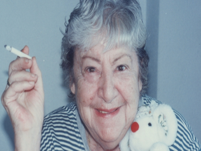 Centenario Gloria Fuertes | 1917-1998 | #gloriafuertes100 | El balcón de Gloria Fuertes | 03/03/2017