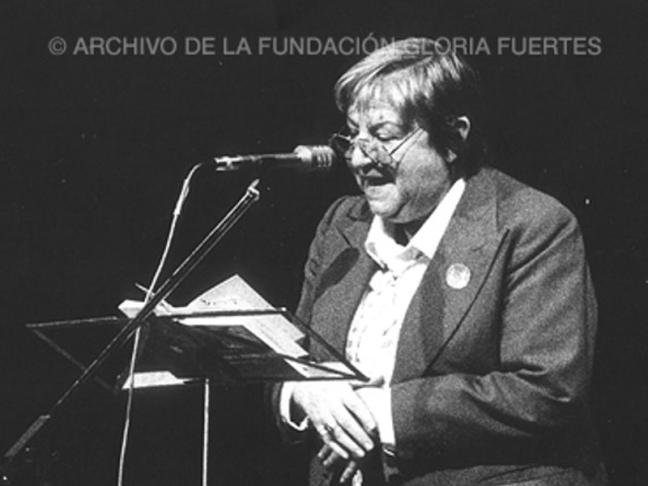 Centenario Gloria Fuertes | 1917-1998 | #gloriafuertes100 | El balcón de Gloria Fuertes | 05/03/2017