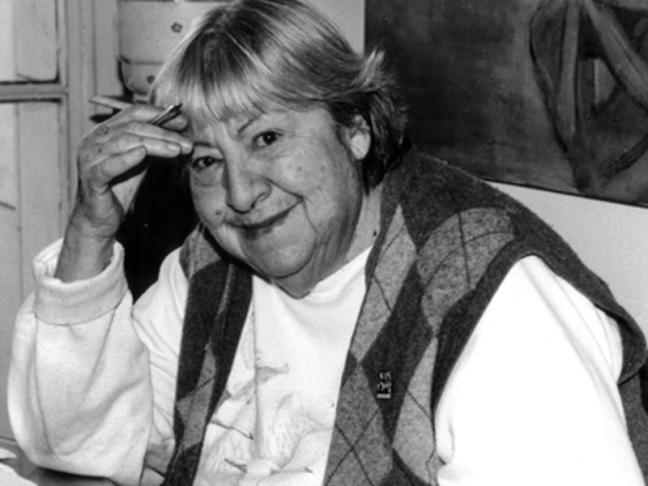 Centenario Gloria Fuertes | 1917-1998 | #gloriafuertes100 | El balcón de Gloria Fuertes | 10/03/2017