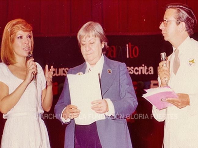 Centenario Gloria Fuertes | 1917-1998 | #gloriafuertes100 | El balcón de Gloria Fuertes | 31/03/2017