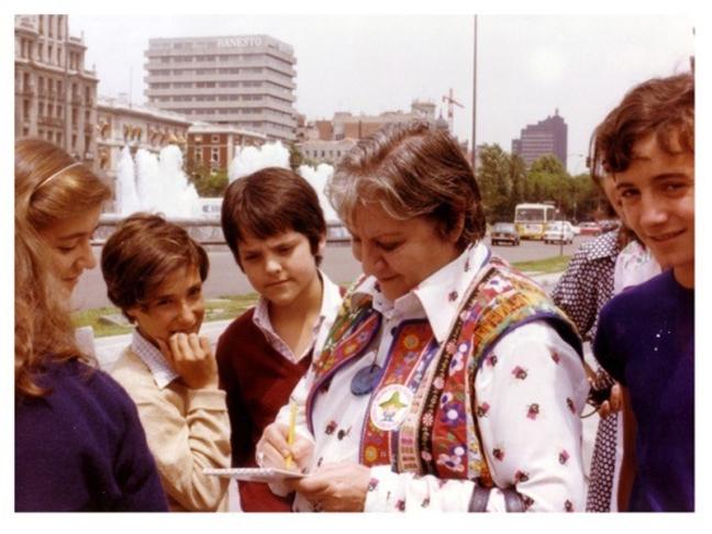 Centenario Gloria Fuertes | 1917-1998 | #gloriafuertes100 | El balcón de Gloria Fuertes | 14/04/2017