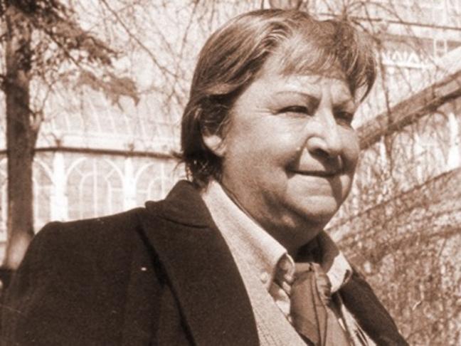 Centenario Gloria Fuertes | 1917-1998 | #gloriafuertes100 | El balcón de Gloria Fuertes | 26/04/2017 | 'Recordar es morir'