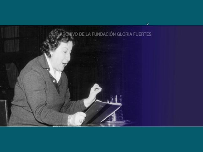 Centenario Gloria Fuertes | 1917-1998 | #gloriafuertes100 | El balcón de Gloria Fuertes | 02/06/2017 | 'El sereno'