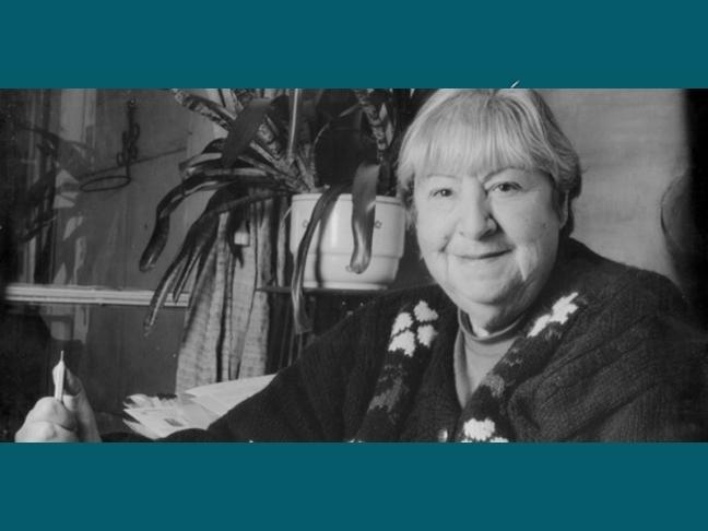 Centenario Gloria Fuertes | 1917-1998 | #gloriafuertes100 | El balcón de Gloria Fuertes | 10/06/2017 | He escrito teatro