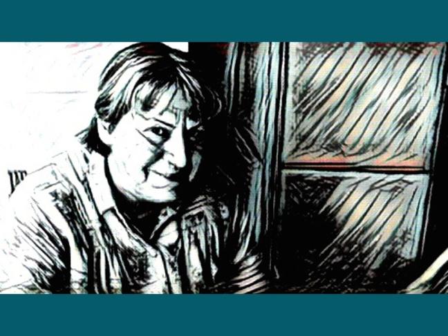 Centenario Gloria Fuertes | 1917-1998 | #gloriafuertes100 | El balcón de Gloria Fuertes | 26/07/2017 | Hora es ya de que se rompa la cadena