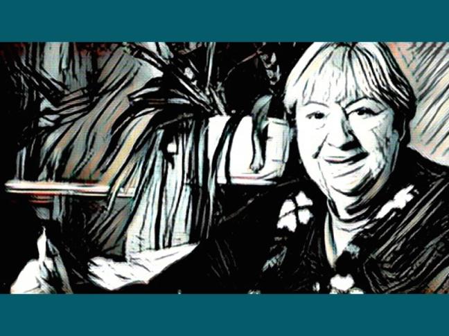 Centenario Gloria Fuertes | 1917-1998 | #gloriafuertes100 | El balcón de Gloria Fuertes | 30/07/2017 | Lo que pasa es que no puedo ser mala