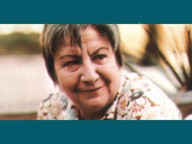 Centenario Gloria Fuertes | 1917-1998 | #gloriafuertes100 | El balcón de Gloria Fuertes | 19/08/2017 | Los días tienen