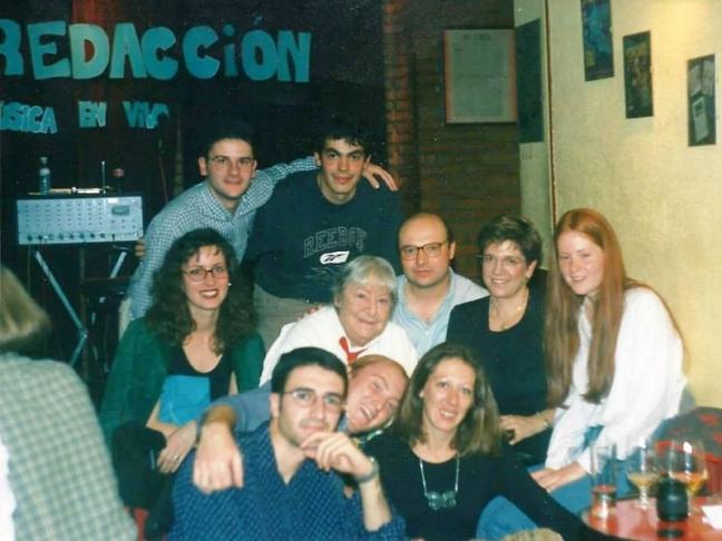 Centenario Gloria Fuertes | 1917-1998 | #gloriafuertes100 | El balcón de Gloria Fuertes | 22/09/2017 | Nombramiento