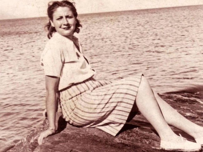 Centenario Gloria Fuertes | 1917-1998 | #gloriafuertes100 | El balcón de Gloria Fuertes | 24/09/2017 | Tanto tanto