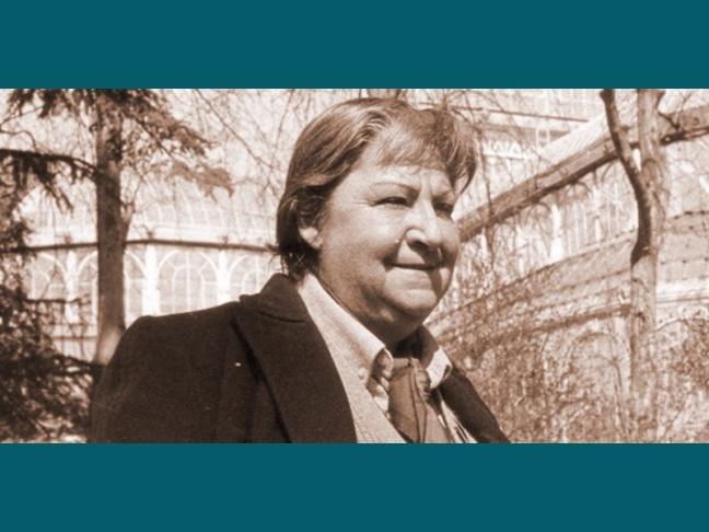 Centenario Gloria Fuertes | 1917-1998 | #gloriafuertes100 | El balcón de Gloria Fuertes | 12/10/2017 | No tiene que ver nada