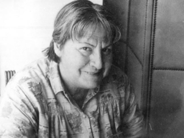 Centenario Gloria Fuertes | 1917-1998 | #gloriafuertes100 | El balcón de Gloria Fuertes | 15/10/2017 | Poema 'Apunte'