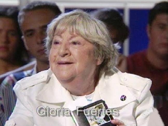 Centenario Gloria Fuertes | 1917-1998 | #gloriafuertes100 | El balcón de Gloria Fuertes | 27/10/2017 | Hasta hoy yo no sabía