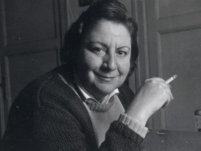 Centenario Gloria Fuertes | 1917-1998 | #gloriafuertes100 | El balcón de Gloria Fuertes | 31/10/2017 | Sociedad de Amigos y Protectores