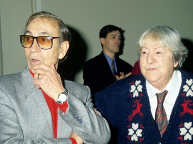 Centenario Gloria Fuertes | 1917-1998 | #gloriafuertes100 | El balcón de Gloria Fuertes | 24/11/2017 | Poética