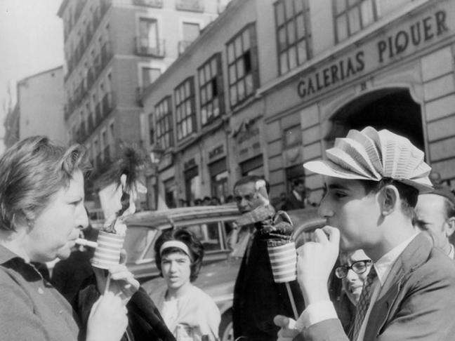 Centenario Gloria Fuertes | 1917-1998 | #gloriafuertes100 | El balcón de Gloria Fuertes | 29/11/2017 | Yo misma